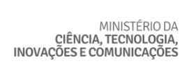 Ministério da Ciência, Tecnologia, Inovaçõs e Comunicações